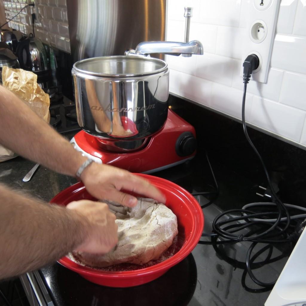 repos pâte a pain