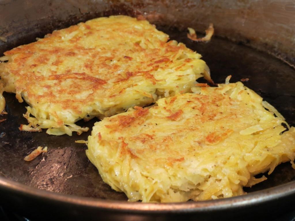 recette pommes de terre jambon