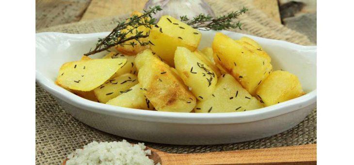 Recette pommes de terre sautées dans poêle en fer